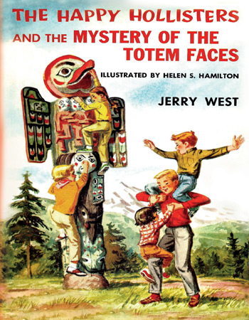 Mystery of the Totem Faces