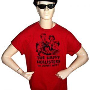 The Happy Hollisters Tshirt