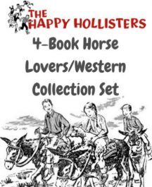 4-book-horse-lovers-western-collection-set