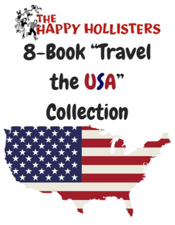 8-Book-Travel-the-USA-Collection