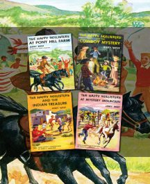 4-book-horse-lovers-western-collection