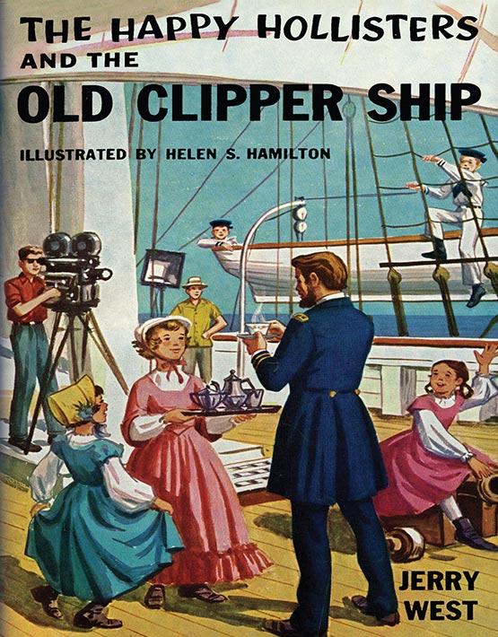 Old Clipper Ship
