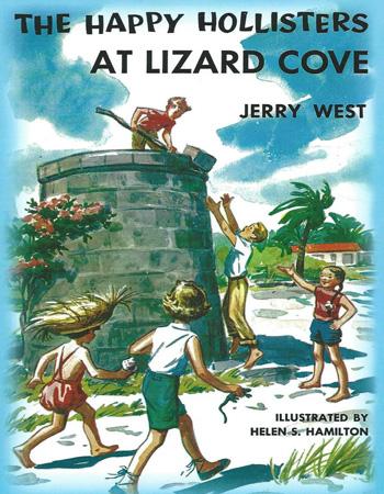 At Lizard Cove