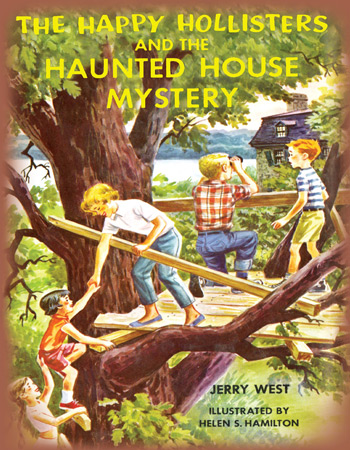 Haunted House Mystery