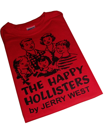 The Happy Hollisters Tshirt