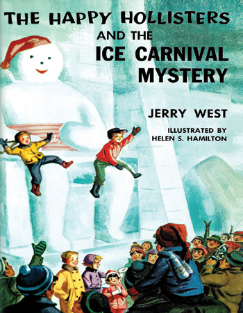 Ice Carnival Mystery