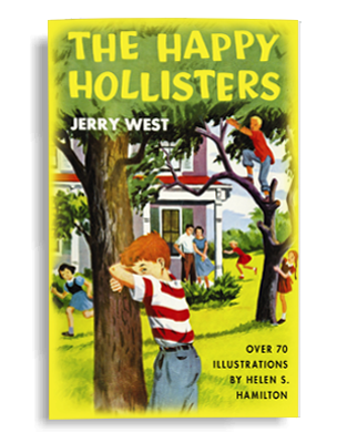 The Happy Hollisters Book Series