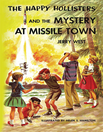 Mystery At Missile Town