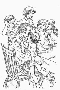 Hugging-Parents