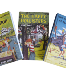 The Happy Hollisters_ 3-Book HARDCOVER Starter Set